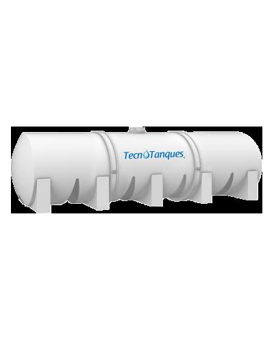 Tanque horizontal nodriza 15000 litros Imagen