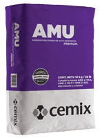 Cemix Amu Imagen