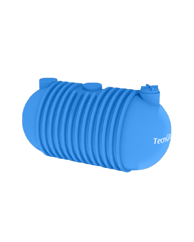 Cisterna horizontal 10000 litros Imagen