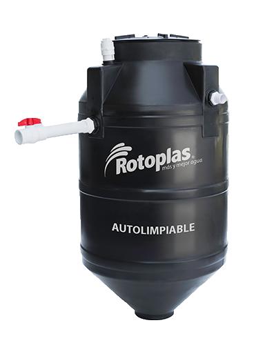 Biodigestor 1300 litros Imagen