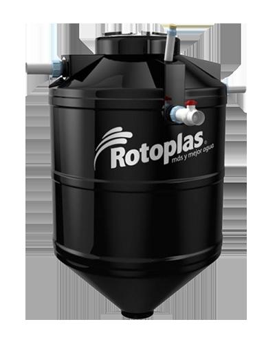 Biodigestor 3000 litros Imagen
