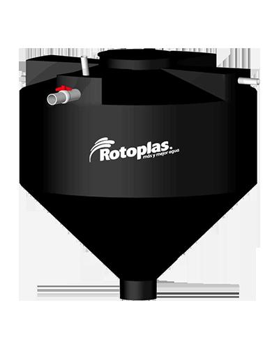 Biodigestor 14000 litros Imagen